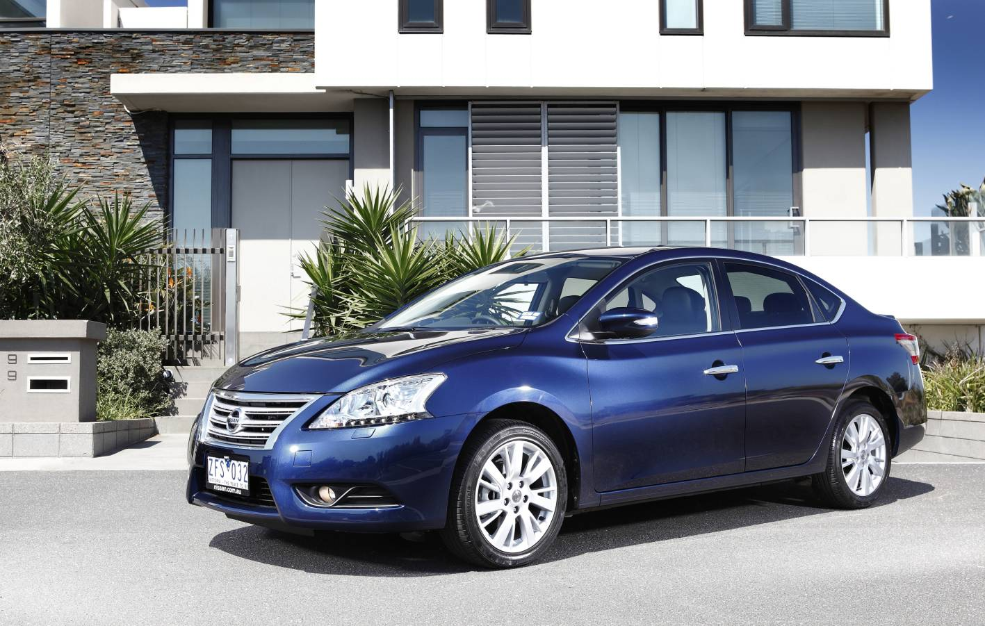 Nissan Cars - News: 2013 Pulsar launched from $19,990