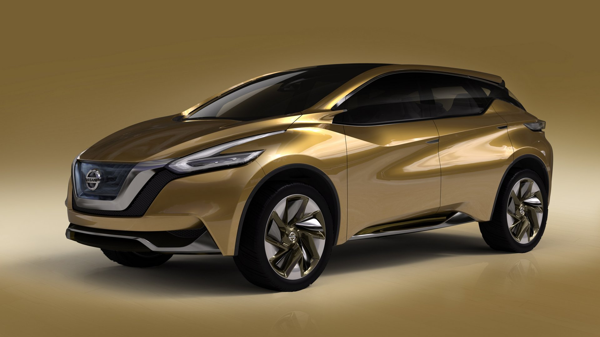 nissan cars news resonance concept hints at future suv. Black Bedroom Furniture Sets. Home Design Ideas
