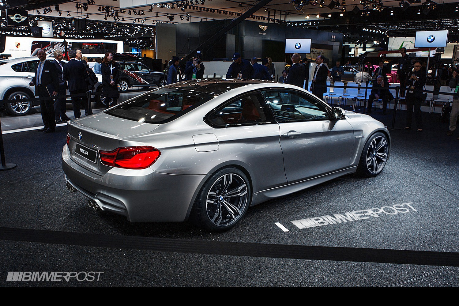 bmw m4 coup realistically imagined. Black Bedroom Furniture Sets. Home Design Ideas