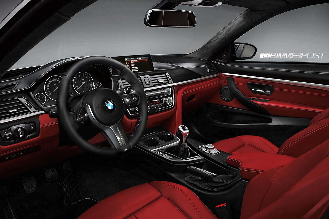 BMW M Coupe Interior ForceGTcom - 2014 bmw m4 msrp