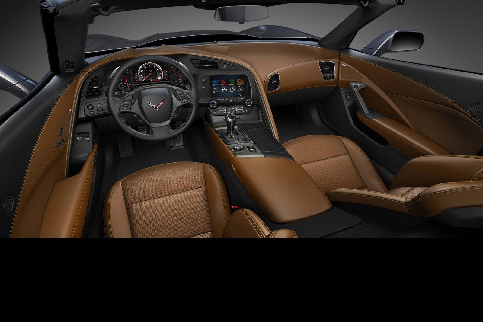 2014 Chevrolet Corvette C7 Interior-1 - ForceGT.com