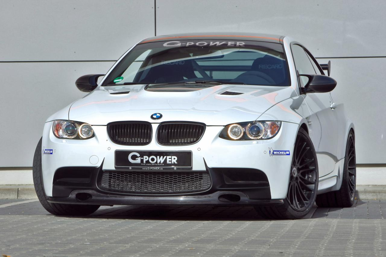 G Power Offers Bmw M3 Aerodynamic Package Forcegt Com