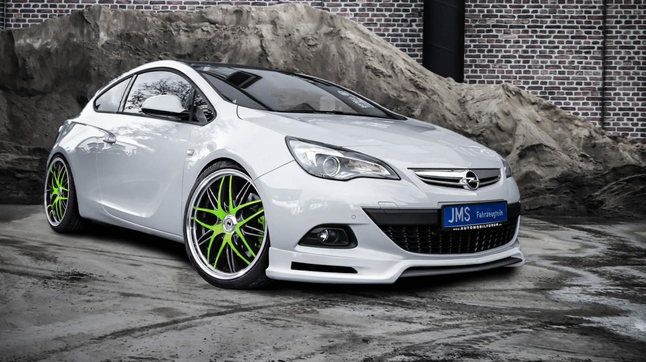 jms soups up opel astra gtc sport. Black Bedroom Furniture Sets. Home Design Ideas