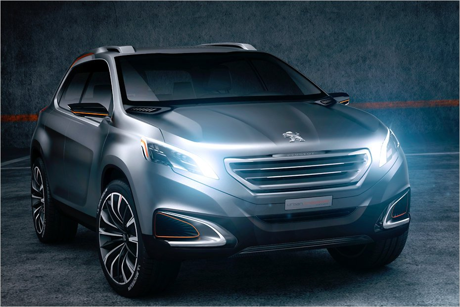 peugeot 2008 suv revealed ahead of debut. Black Bedroom Furniture Sets. Home Design Ideas