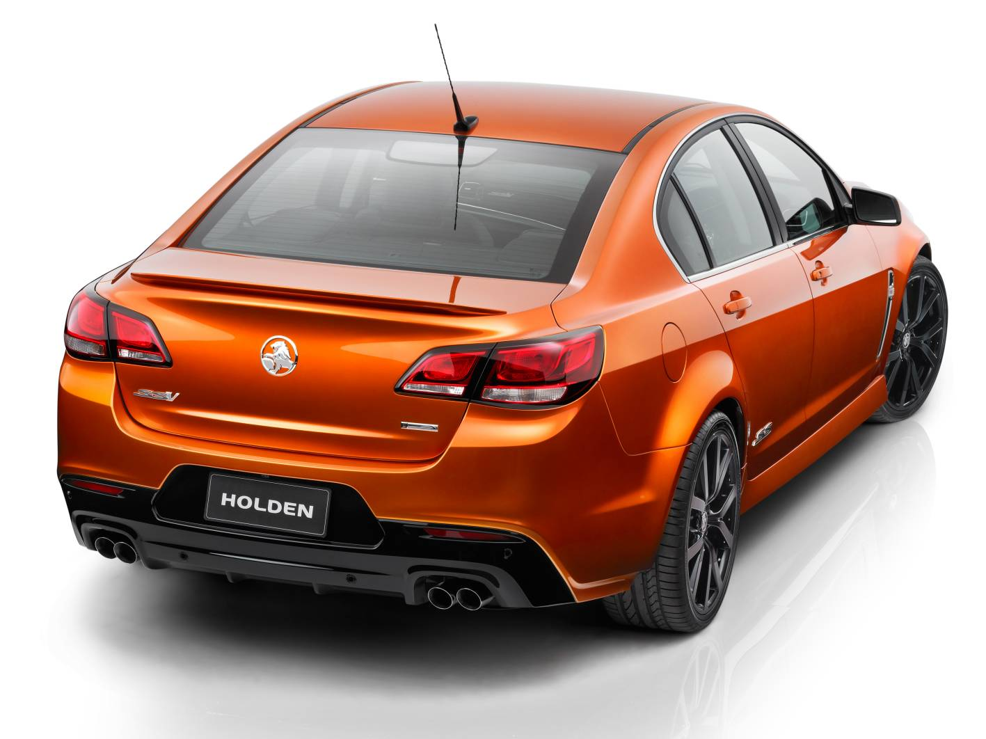 Holden Cars - News: SS V to feature 6.2L V8