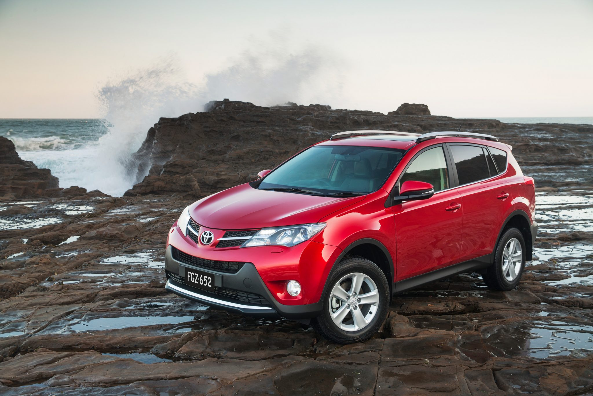 2013 Toyota RAV4 launched in Australia