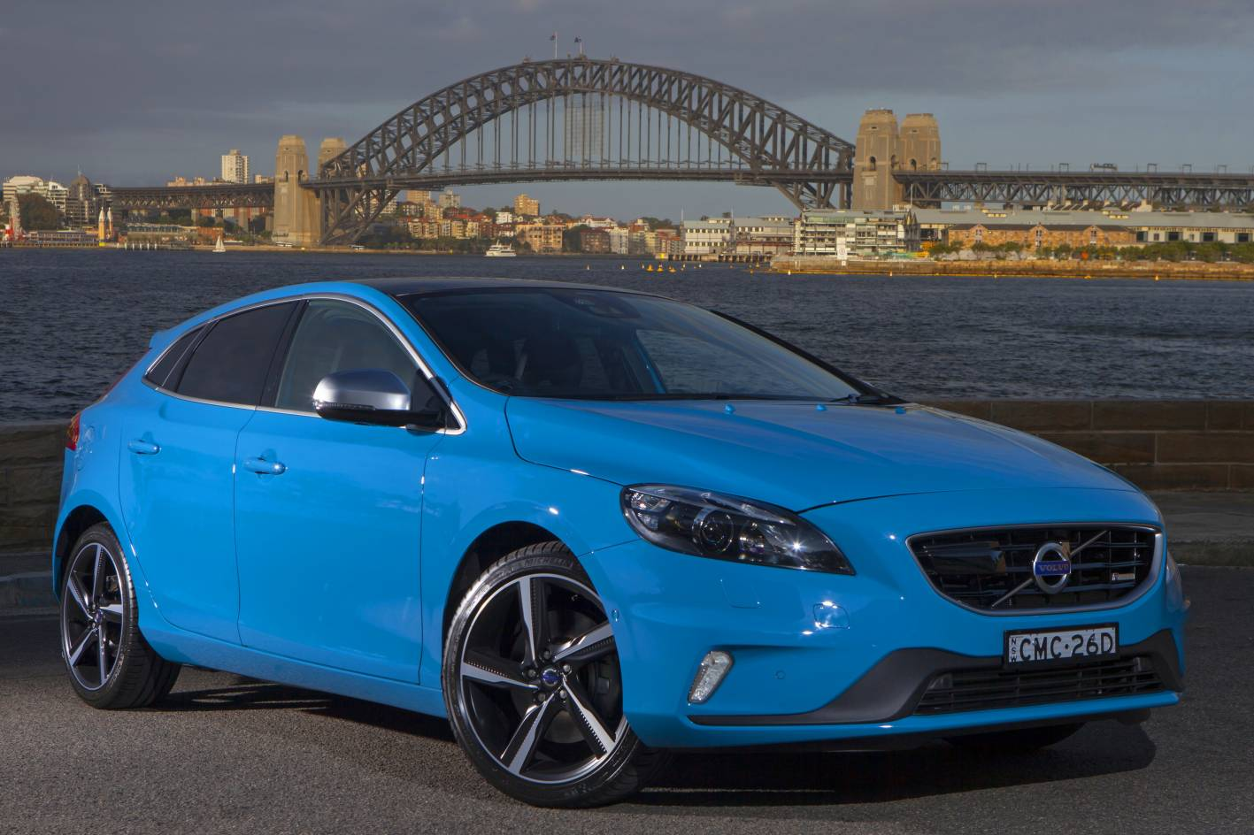 Volvos For Sale >> Volvo Cars - News: 2013 V40 on sale now