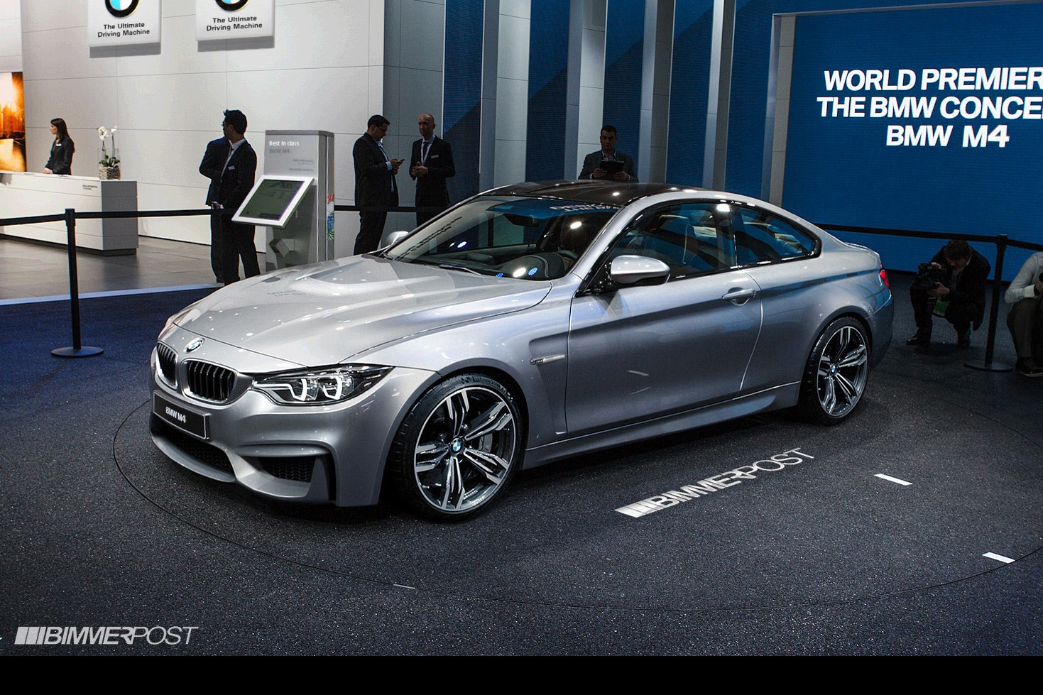 2014 BMW M3 & M4 reportedly gets 310kW