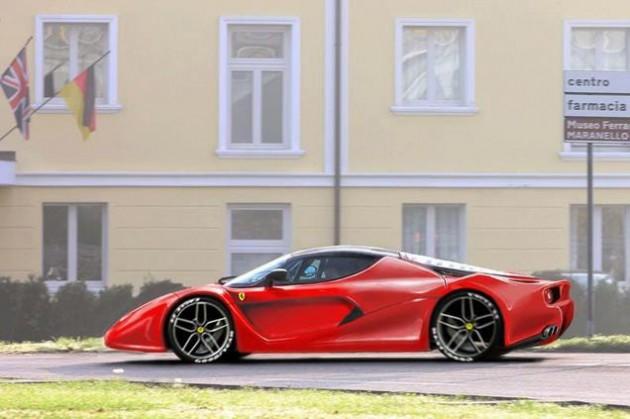 Ferrari Cars News F70 Ferrari Enzo F150 Rendered