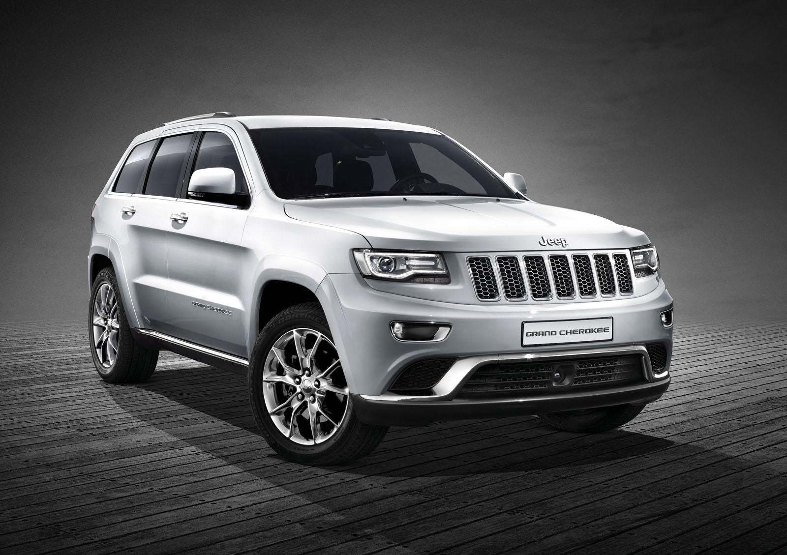 2014 Grand Cherokee at the upcoming Geneva Motor Show from March 5 to
