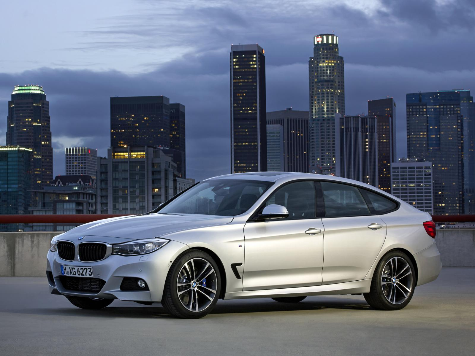 bmw 3 series gt unveiled ahead of geneva show debut. Black Bedroom Furniture Sets. Home Design Ideas