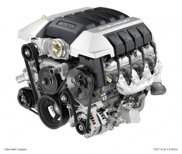 News: SS V To Feature 6.2L V8