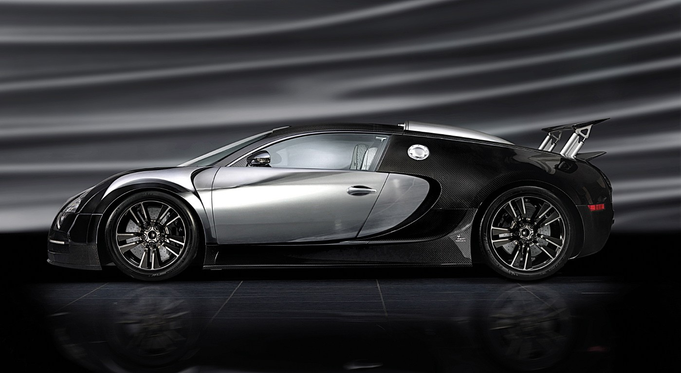 Modified bugatti viewing gallery