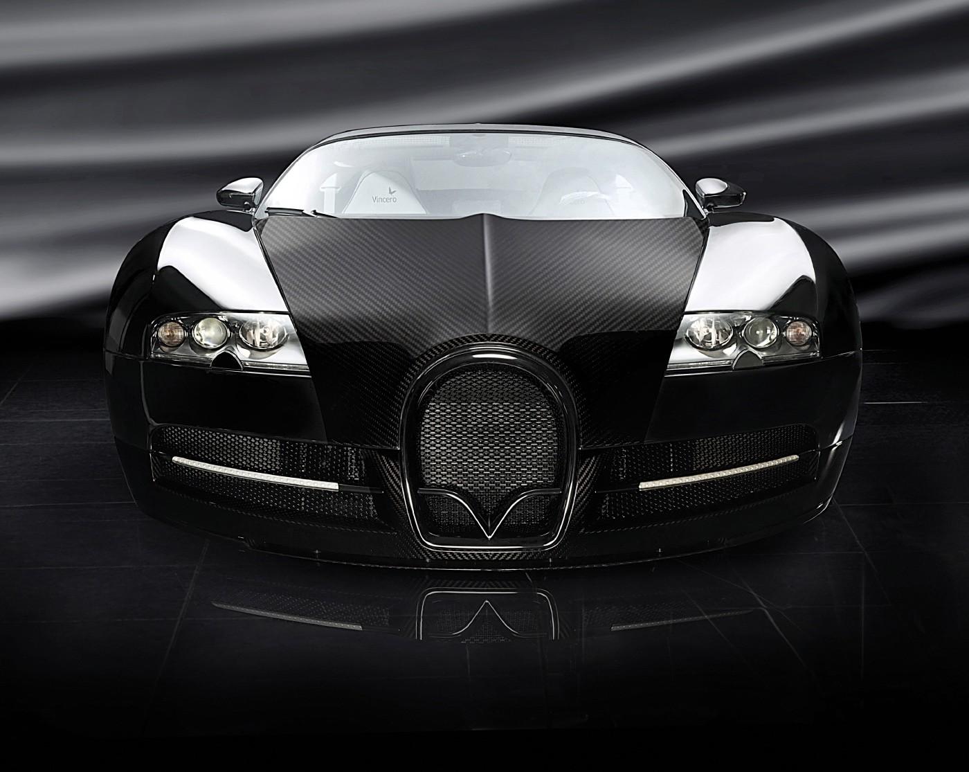 mansory tuned linea vincero bugatti veyron. Black Bedroom Furniture Sets. Home Design Ideas