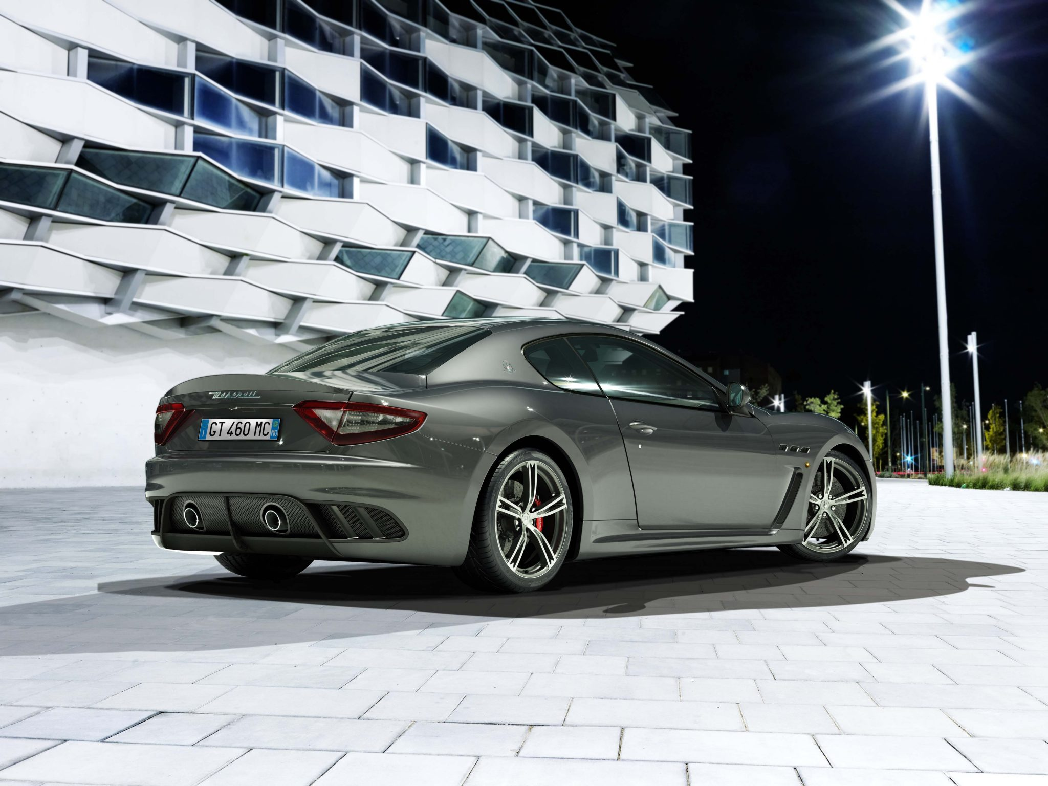 maserati granturismo mc stradale updated with 338kw 4 7 v8. Black Bedroom Furniture Sets. Home Design Ideas
