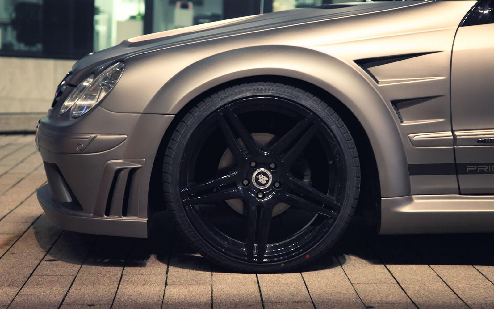 Mercedes benz clk amg black series body kit for Mercedes benz clk black series body kit