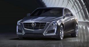 2014 Cadillac CTS-1