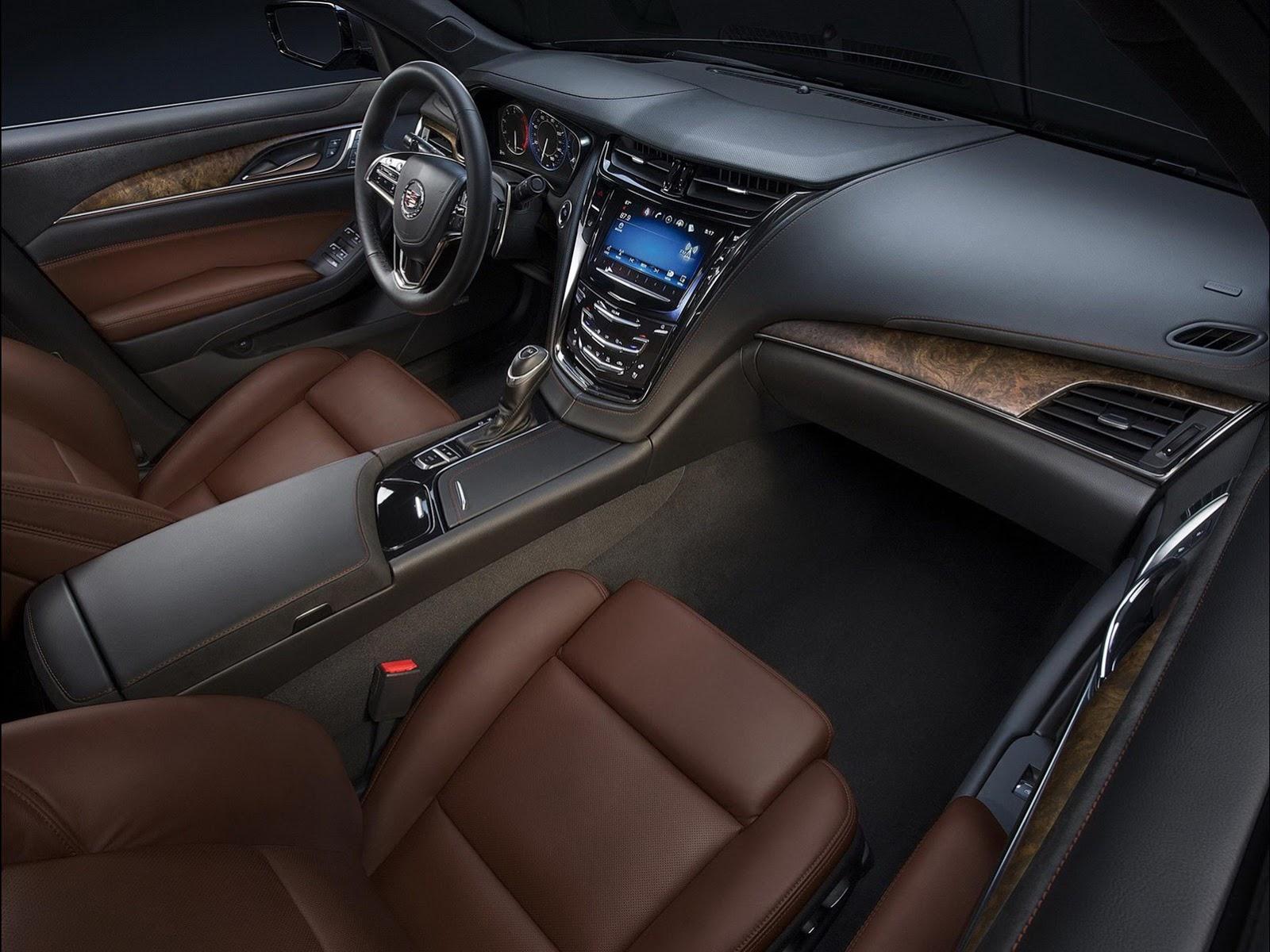 Cadillac Cars News 2014 Cts Revealed Ahead Of Ny Show