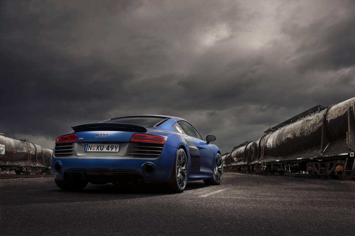 Audi R8 V10 plus-1 - ForceGT.com
