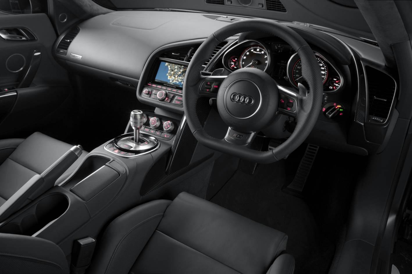 Audi Cars - News: 2013 Audi R8 V10 plus joins local range