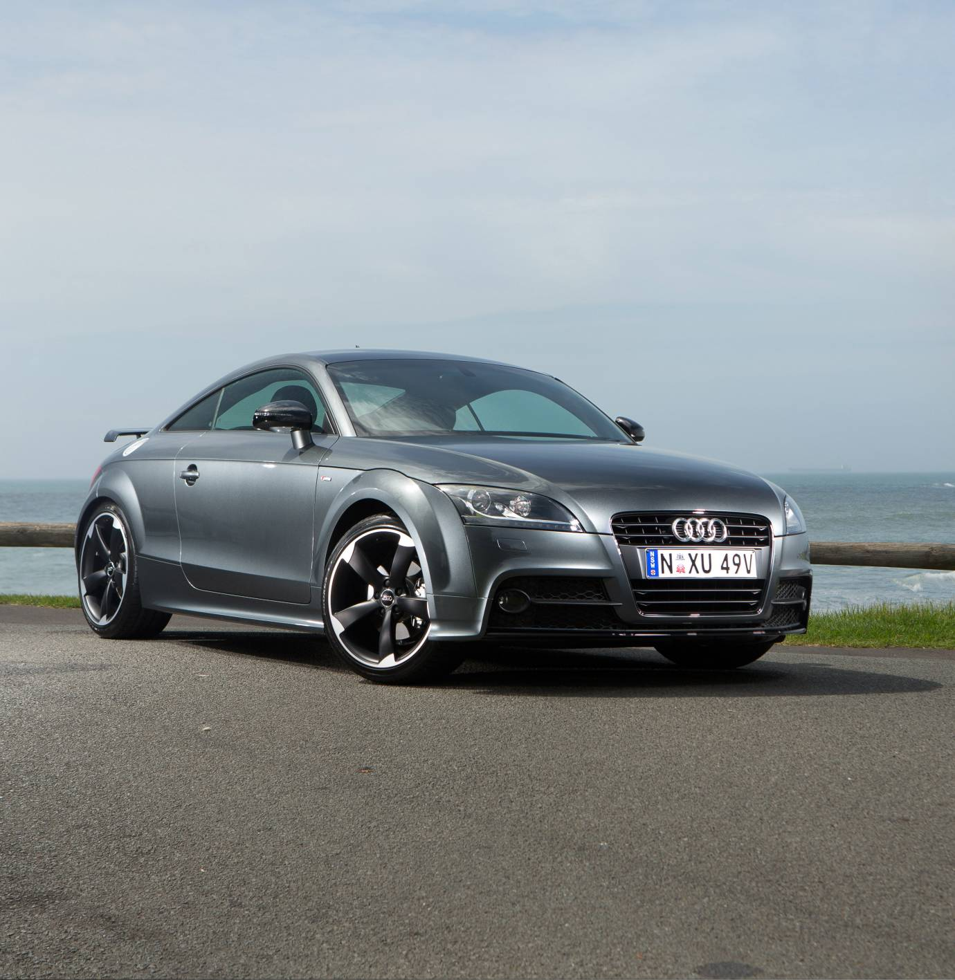 News: Audi TT S Line Competition Package On Sale