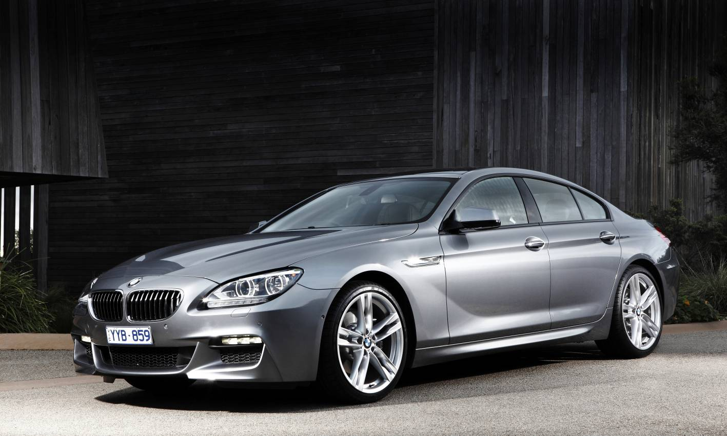 bmw 6 series gran coup now available with diesel. Black Bedroom Furniture Sets. Home Design Ideas