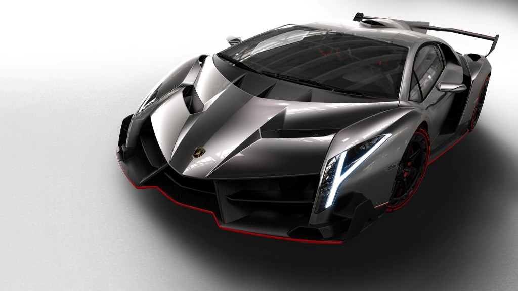 Lamborghini Centenario LP770-4 is Lambo's definition of a hyper car