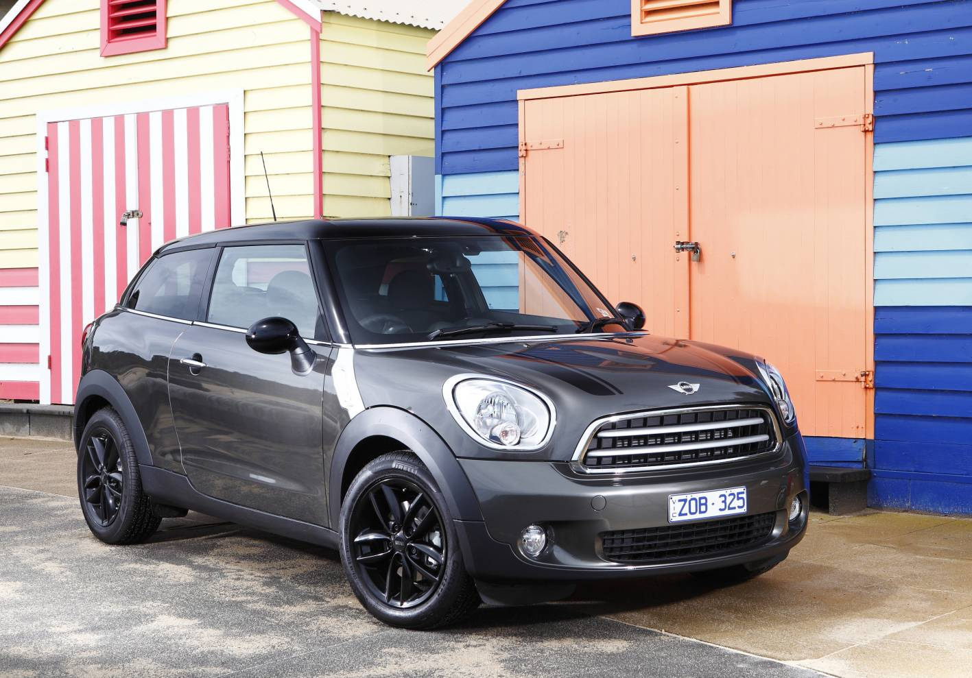 mini cars news mini cooper paceman. Black Bedroom Furniture Sets. Home Design Ideas