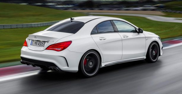 Mercedes-Benz CLA 45 AMG-main