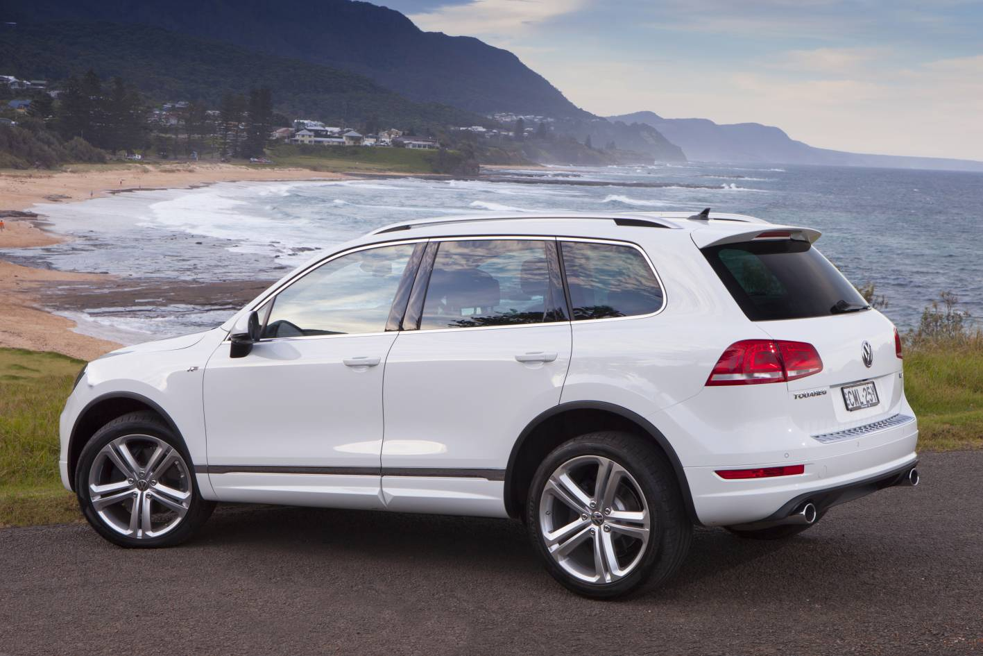 Read Our 2017 Volkswagen Touareg R Line Review Here