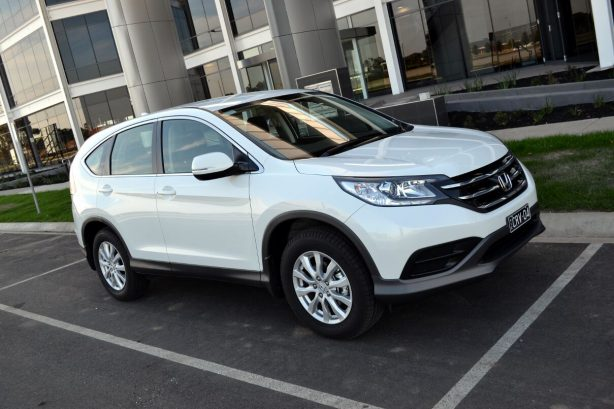 Honda CR V Review: 2013 VTi