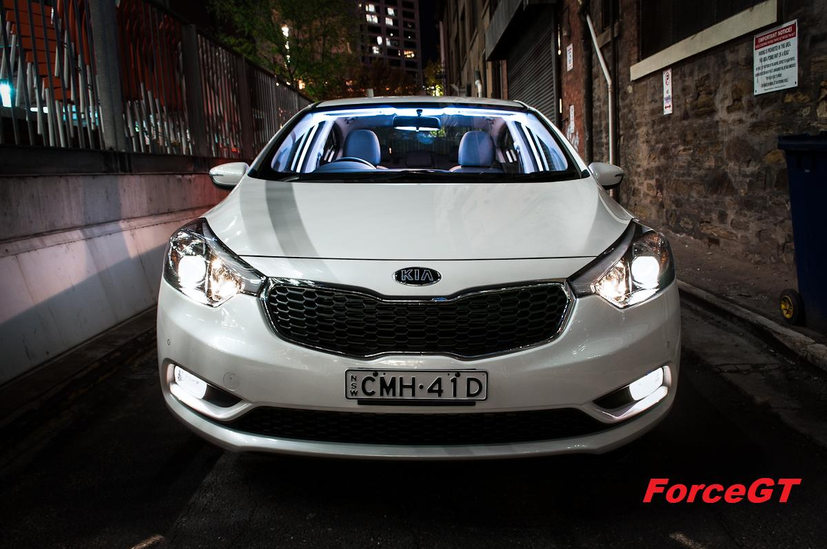 Kia Cerato Review 2013 Sedan