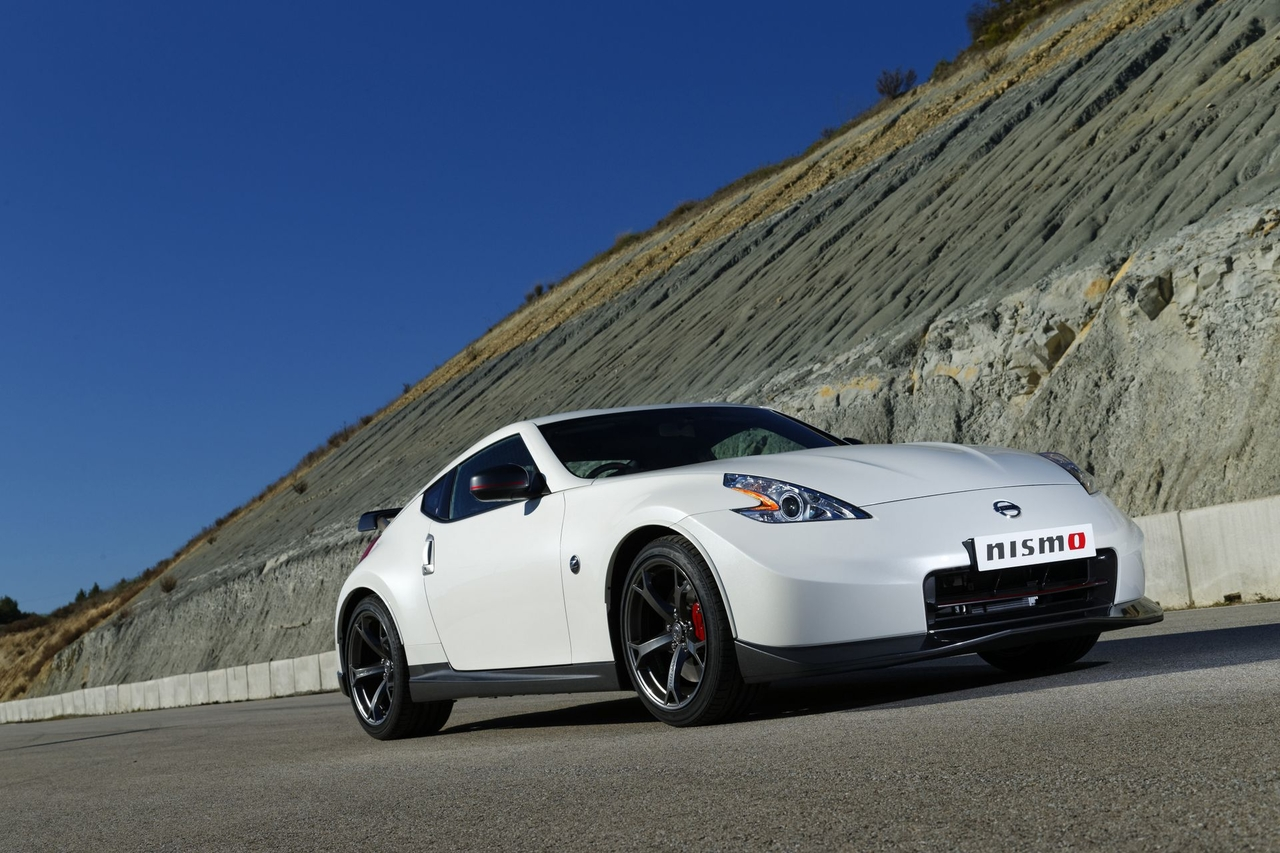 News: 2014 370Z Nismo Detail Specifications