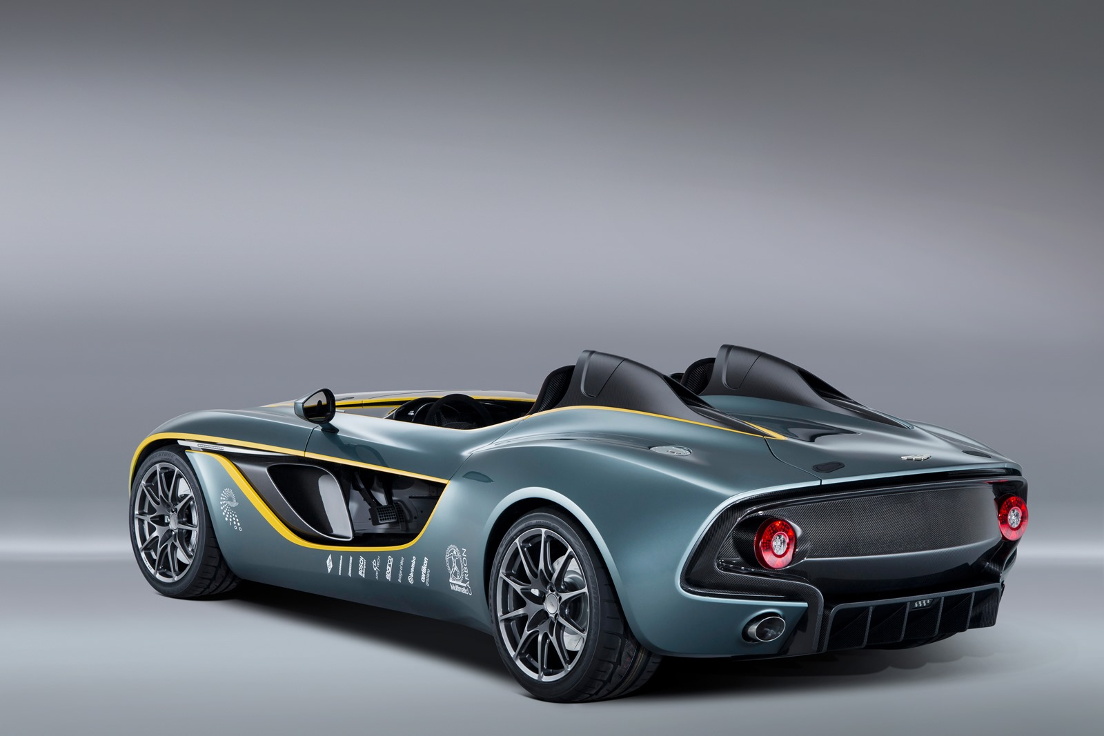 Aston Martin Cc Speedster Concept