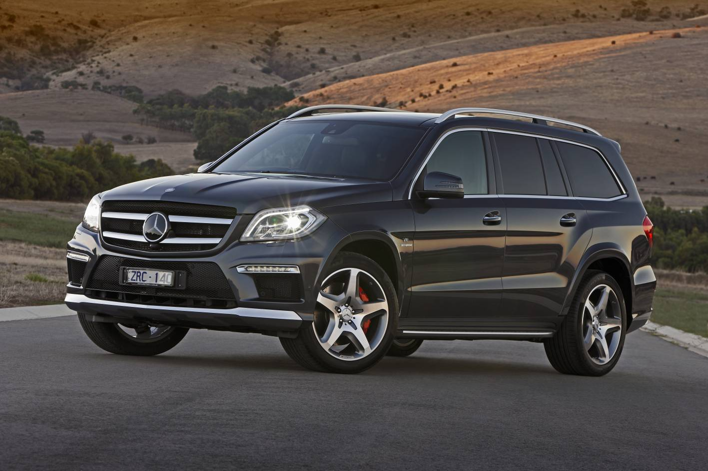 parkers for review mb mercedes class estate gl benz sale