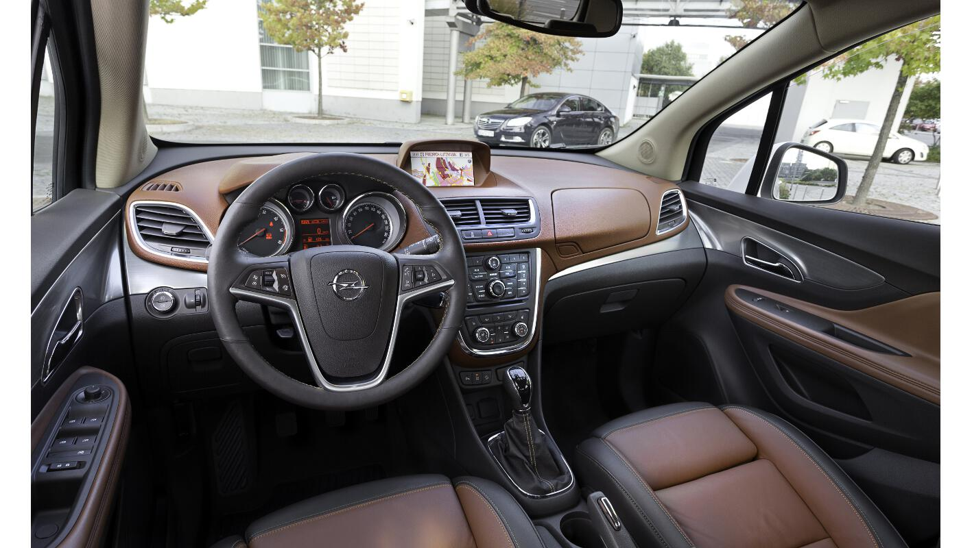 opel mokka compact suv confirmed for 3rd qtr launch in australia. Black Bedroom Furniture Sets. Home Design Ideas