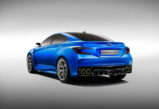Subaru WRX concept-2
