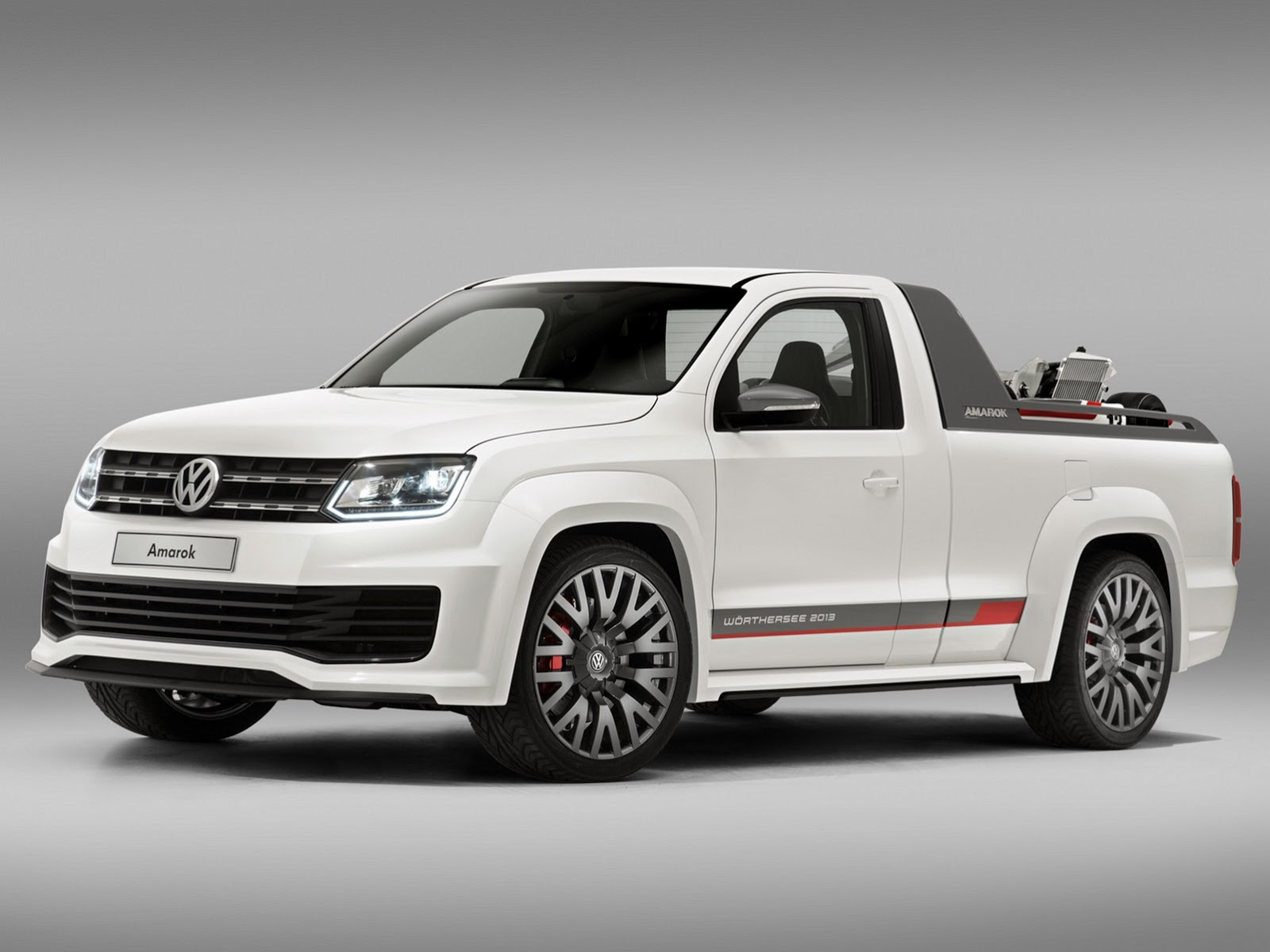 volkswagen cars news amarok r style concept. Black Bedroom Furniture Sets. Home Design Ideas