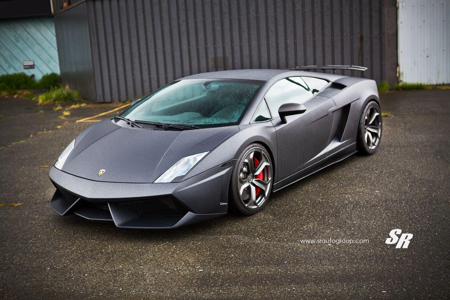 Sr Auto Amp Underground Racing Tweak Lamborghini Gallardo