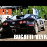 Video: Bugatti Veyron vs tuned Nissan Juke-R drag race