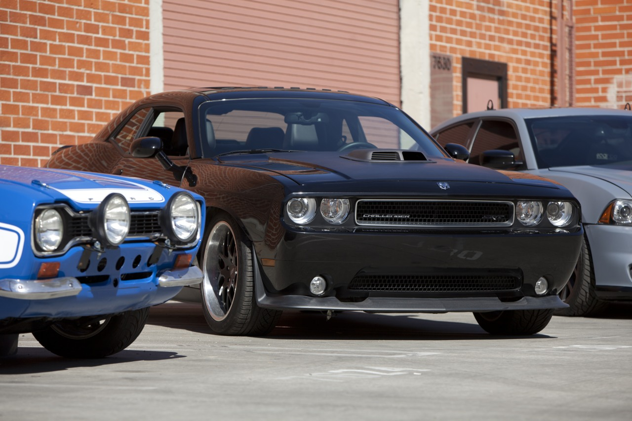 2016 Dodge Barracuda >> Fast and Furious 6 - The Cars