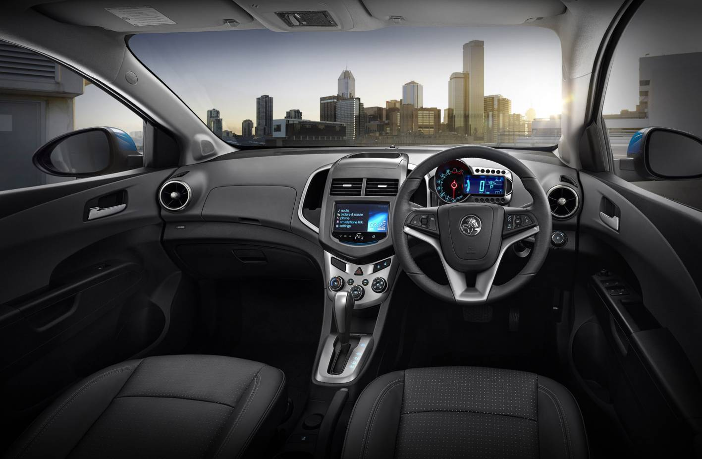 Holden Barina Review 2013 Barina Sedan And Hatch
