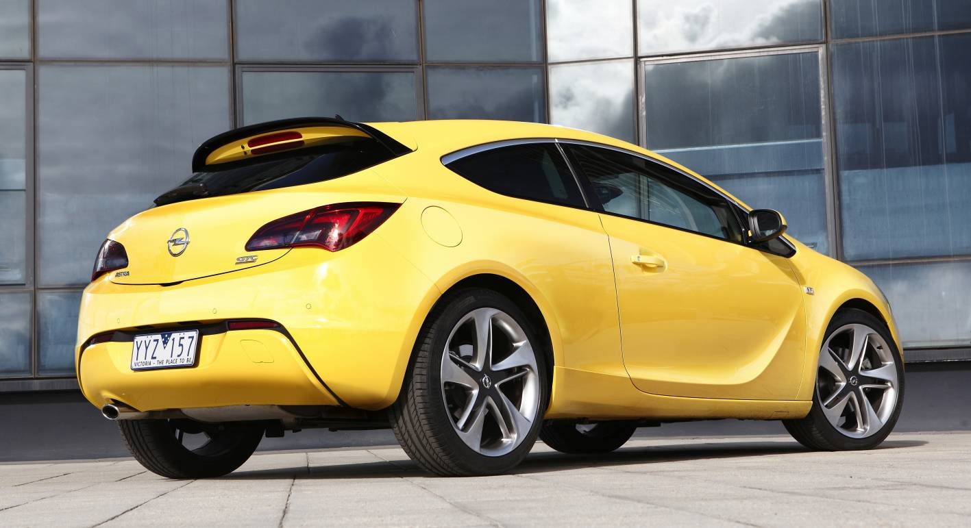 opel astra gtc sport gets new 1 6 sidi turbo and 6 speed auto. Black Bedroom Furniture Sets. Home Design Ideas