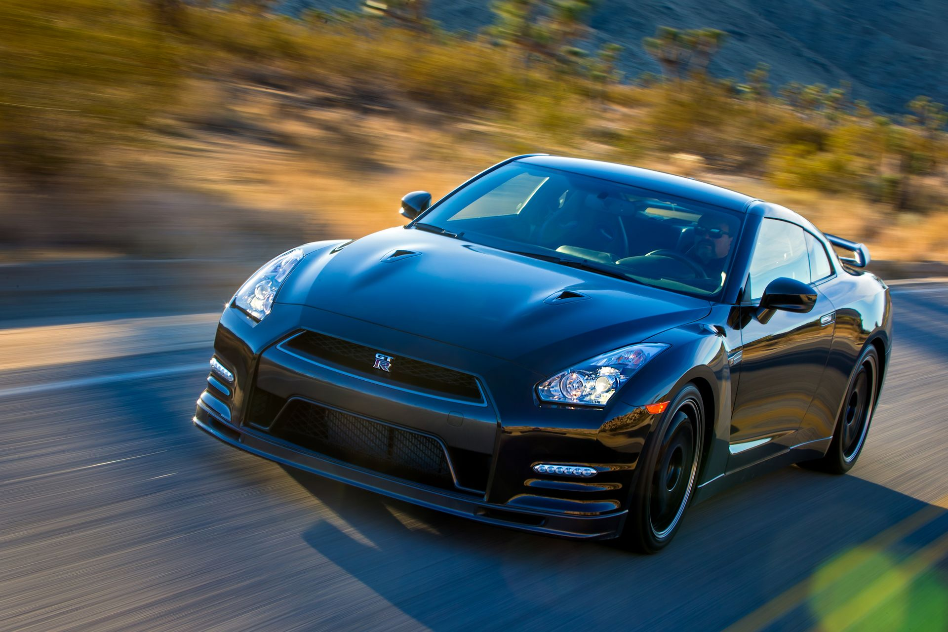 Nissan Cars - News: 2014 GT-R Nismo boasts over 425kW