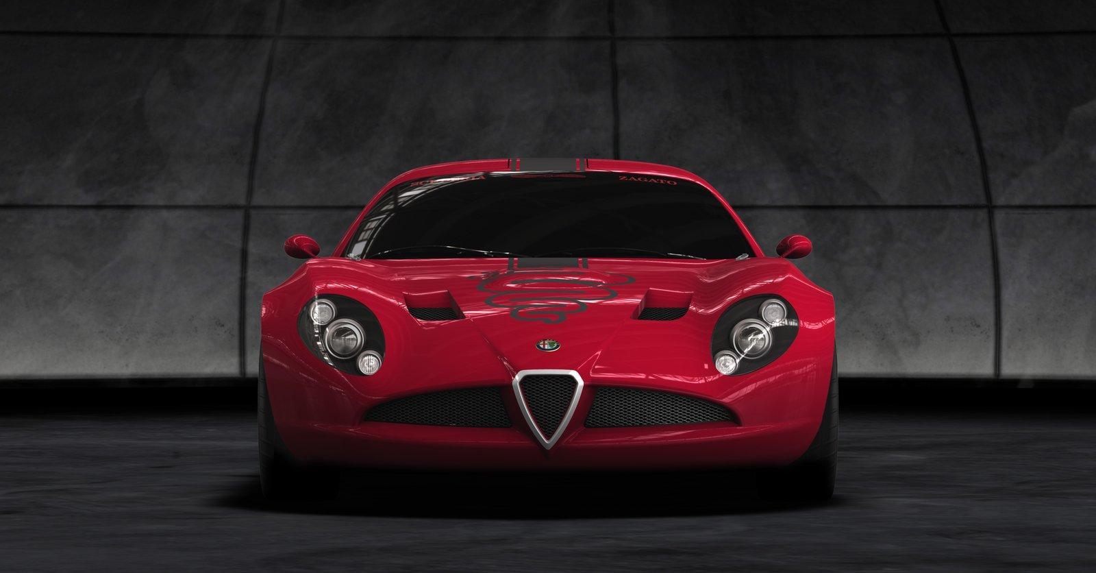 Alfa romeo 8c competizione engine sound 15