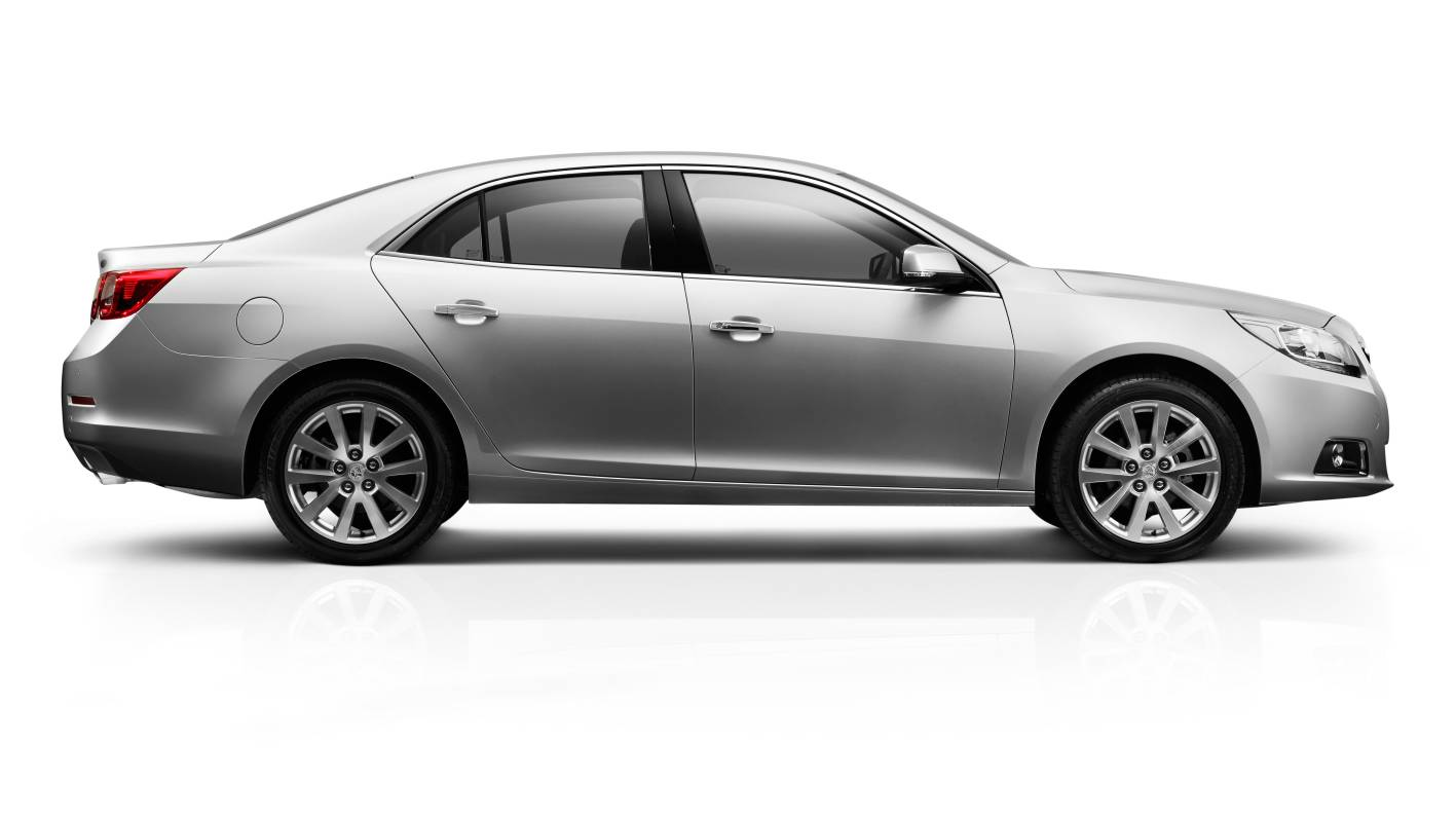 Holden Malibu launched from $28,490 - ForceGT.com