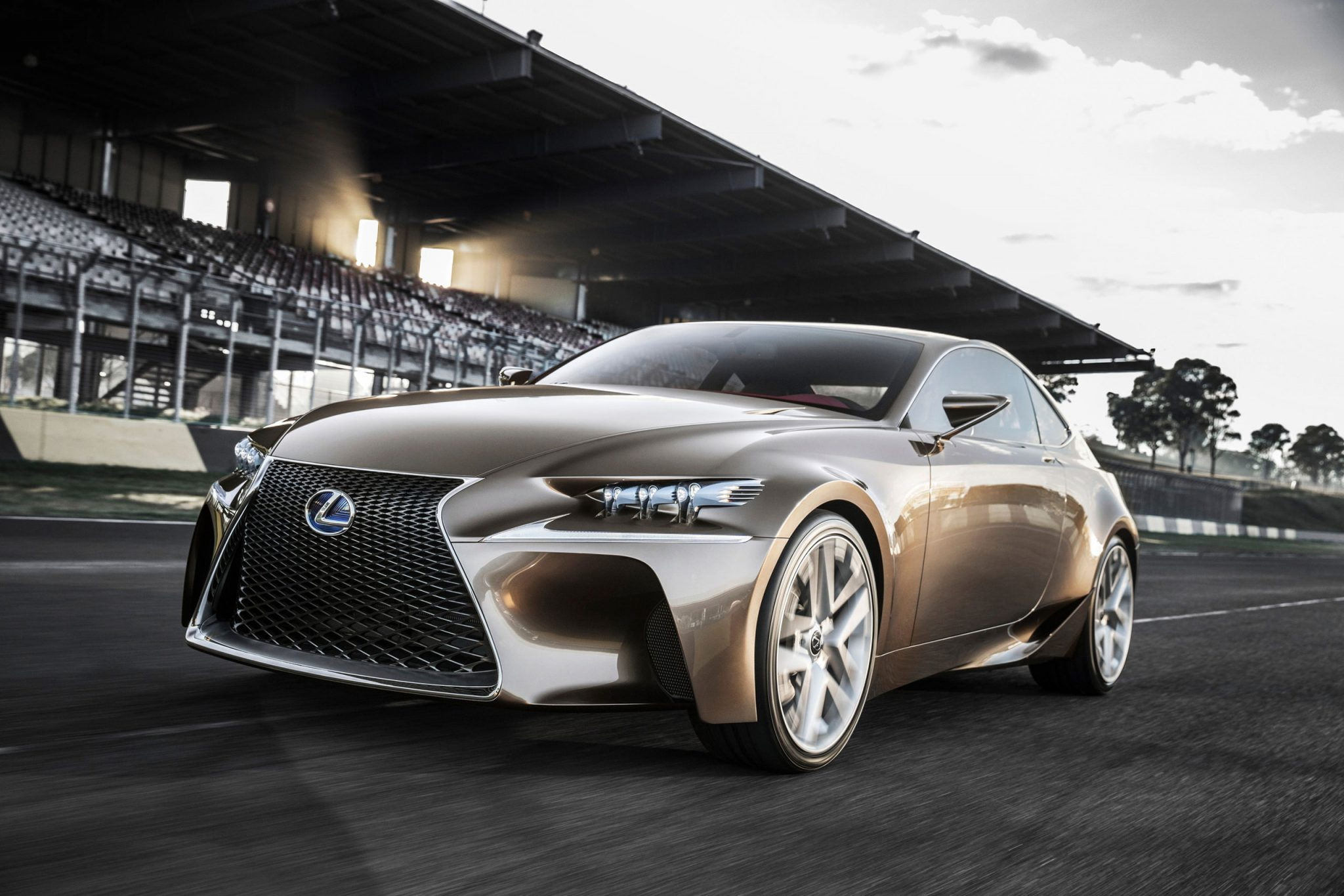 lexus cars news lf cc concept   sport   design awards