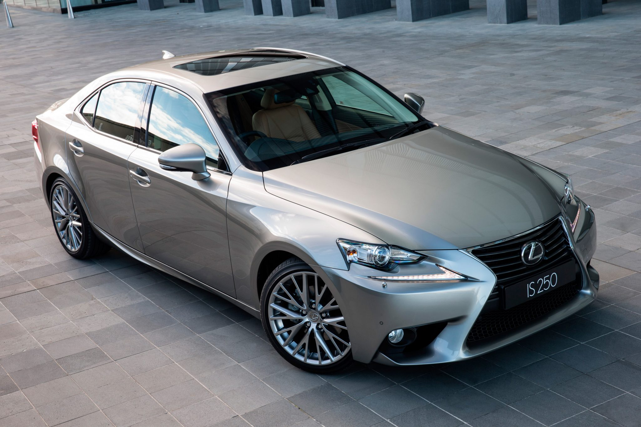 Lexus Is F Sport 2014 Manual