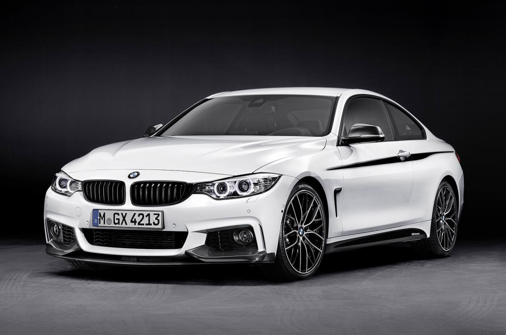 bmw cars news 4 series m performance pack previewed. Black Bedroom Furniture Sets. Home Design Ideas