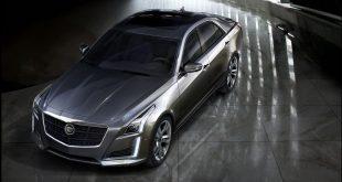 2014 Cadillac CTS front quarter - main
